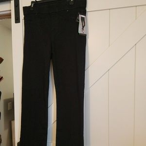NWT!!! Liverpool straight black jeans